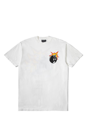 Adam Bomb Crest Back T-Shirt