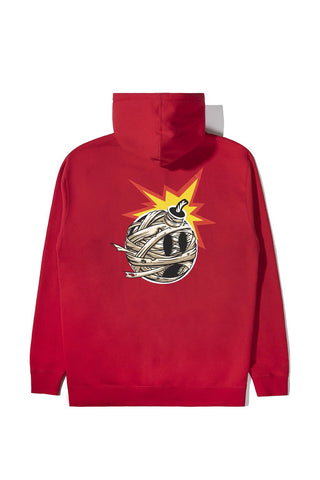Mummified Adam Zip-Up Hoodie