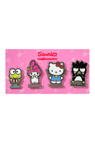 Sanrio Pin Set