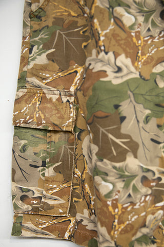 Public Label Woodland Camo Cargo Shorts