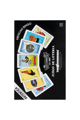 Loteria Card Game