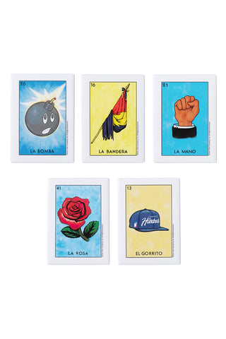 Loteria Card Magnets