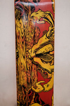 The Hundreds by Mark Dean Veca Skate Deck