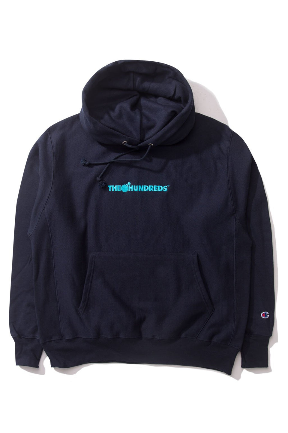aebf630d95a8 Small Bar Champion RW Pullover Hoodie – The Hundreds