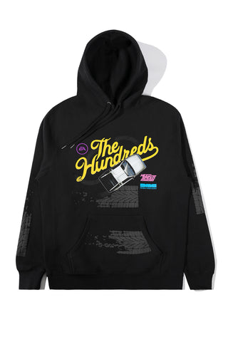 Road Marks Pullover Hoodie