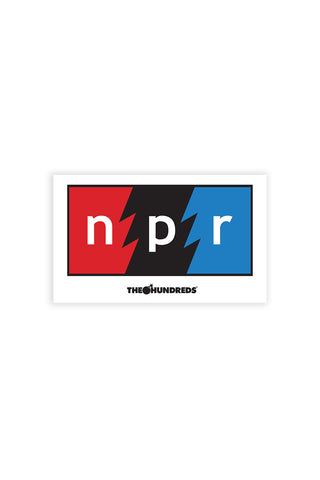 NPR Sticker Set