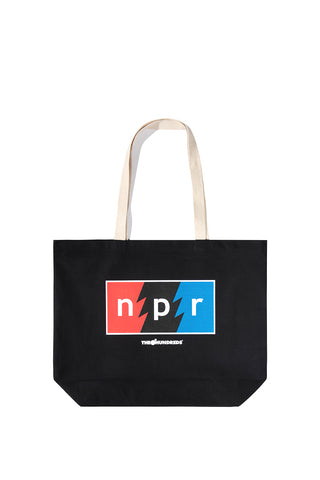 NPR Wildfire Tote Bag