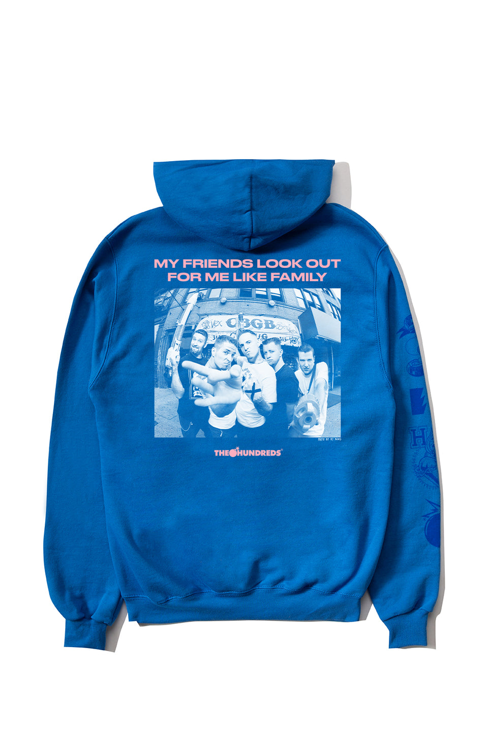 d3f2c918d The Hundreds X H2O Pullover