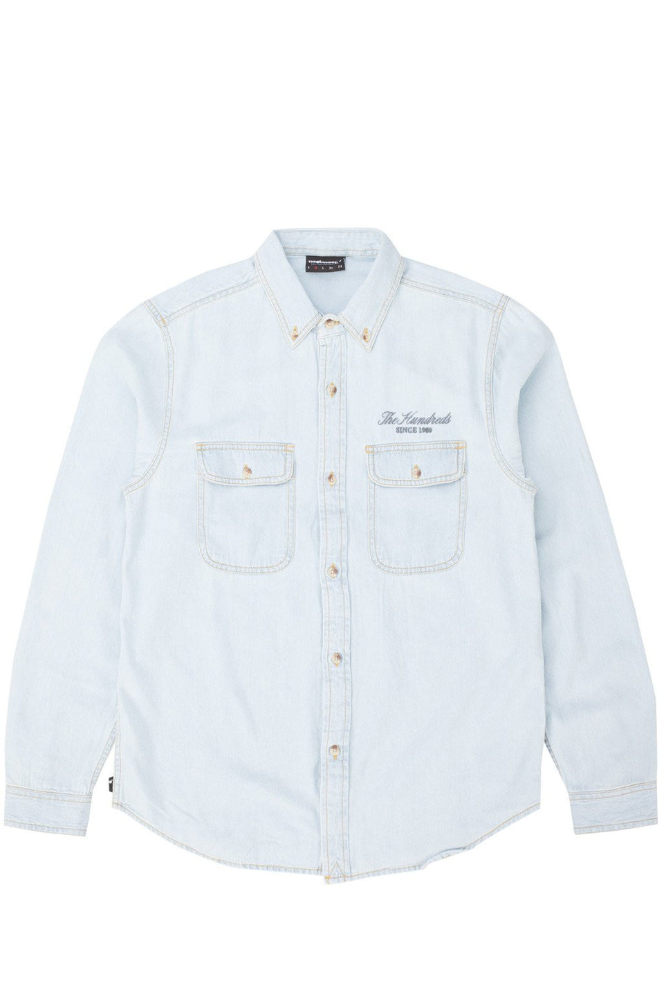 Pioneer Button-Up
