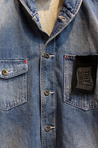 Public Label Denim Jacket