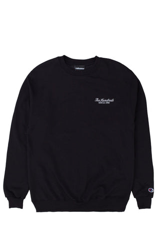 Rich Logo Champion Crewneck