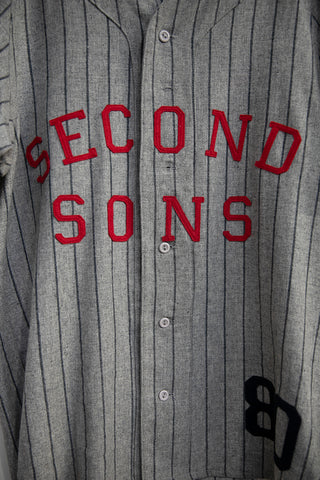 Second Sons Ebbets Baseball Jersey