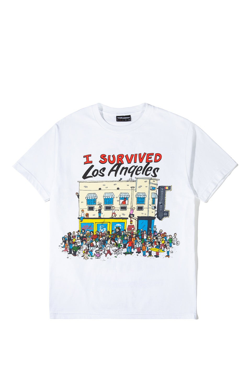 730a6967 I Survived T-Shirt ...