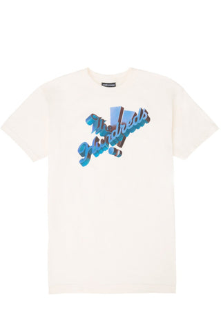 Slant Crossed T-Shirt