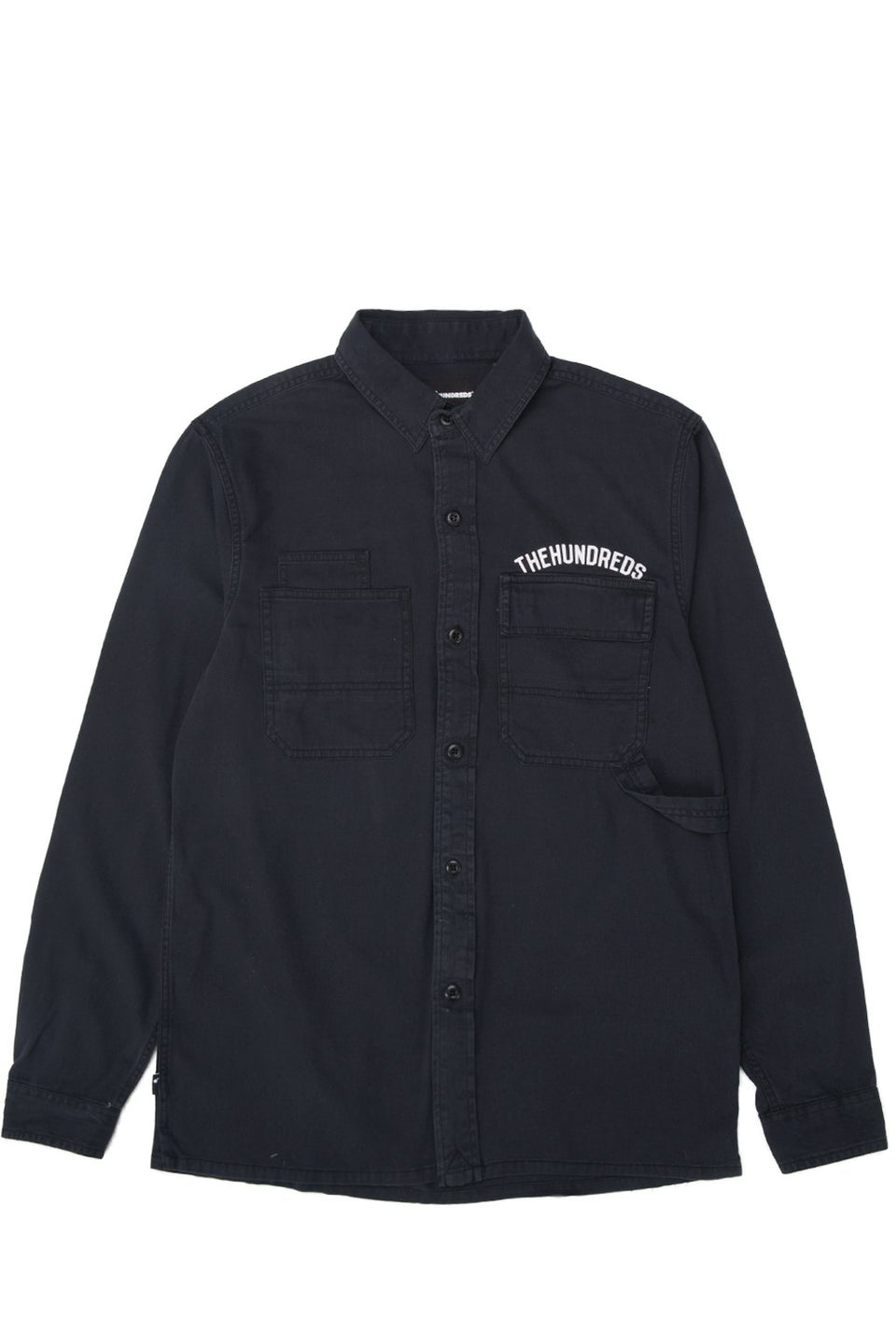 Compressor Button-Up