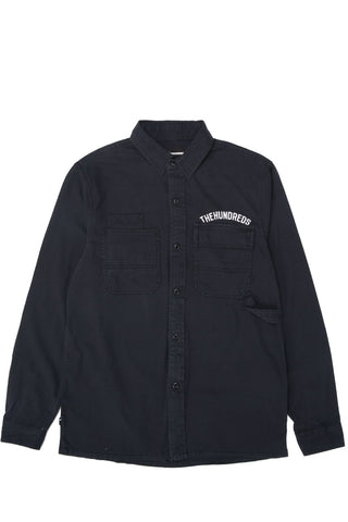 Compressor Button-Up Shirt