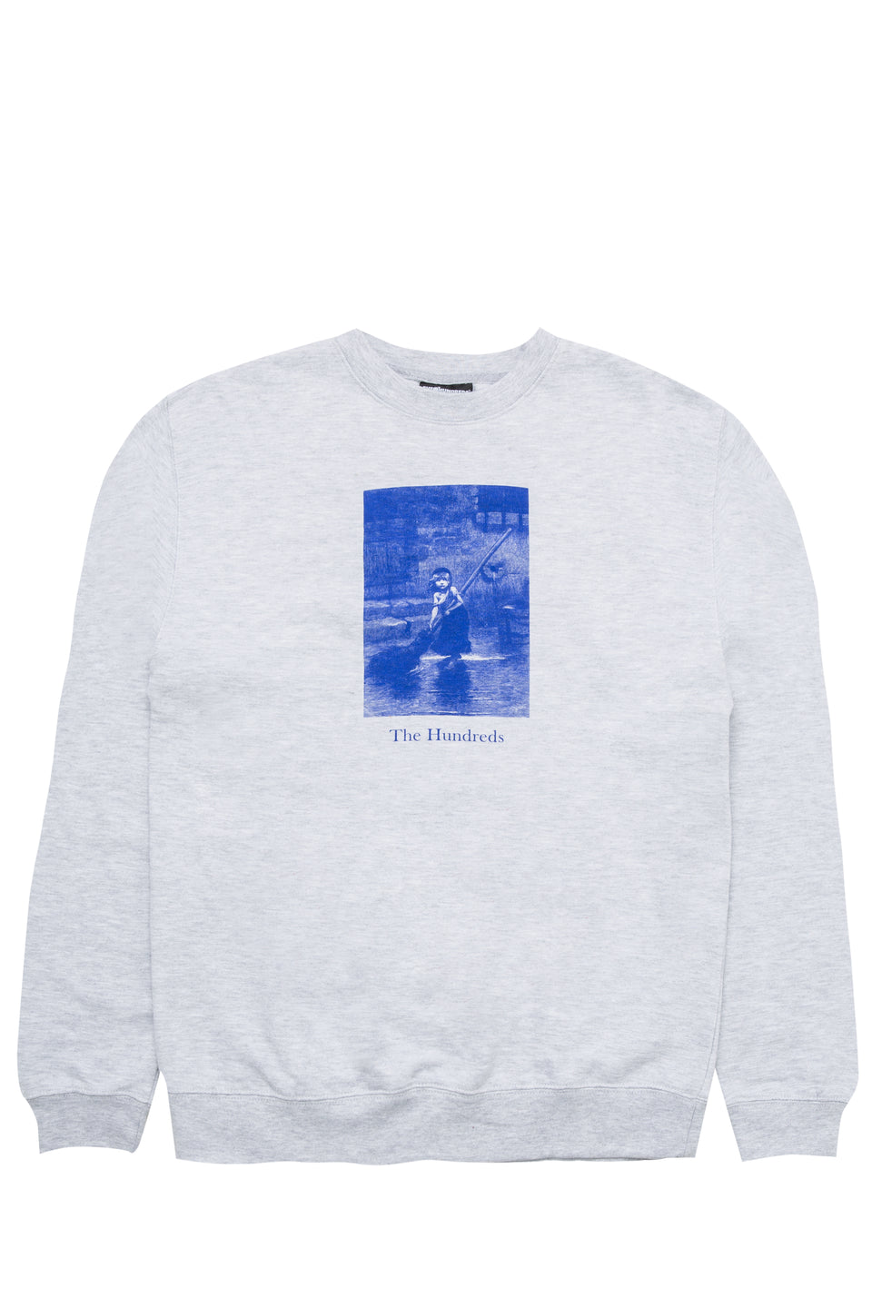 Sweeped Crewneck