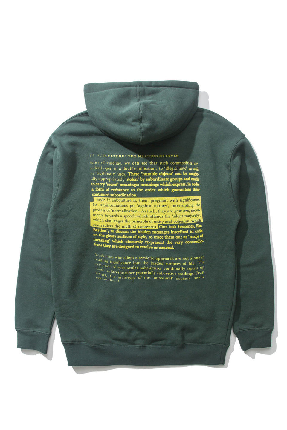 Style Pullover Hoodie