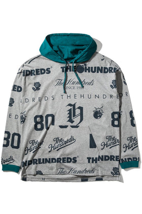Swap Hooded L/S Shirt