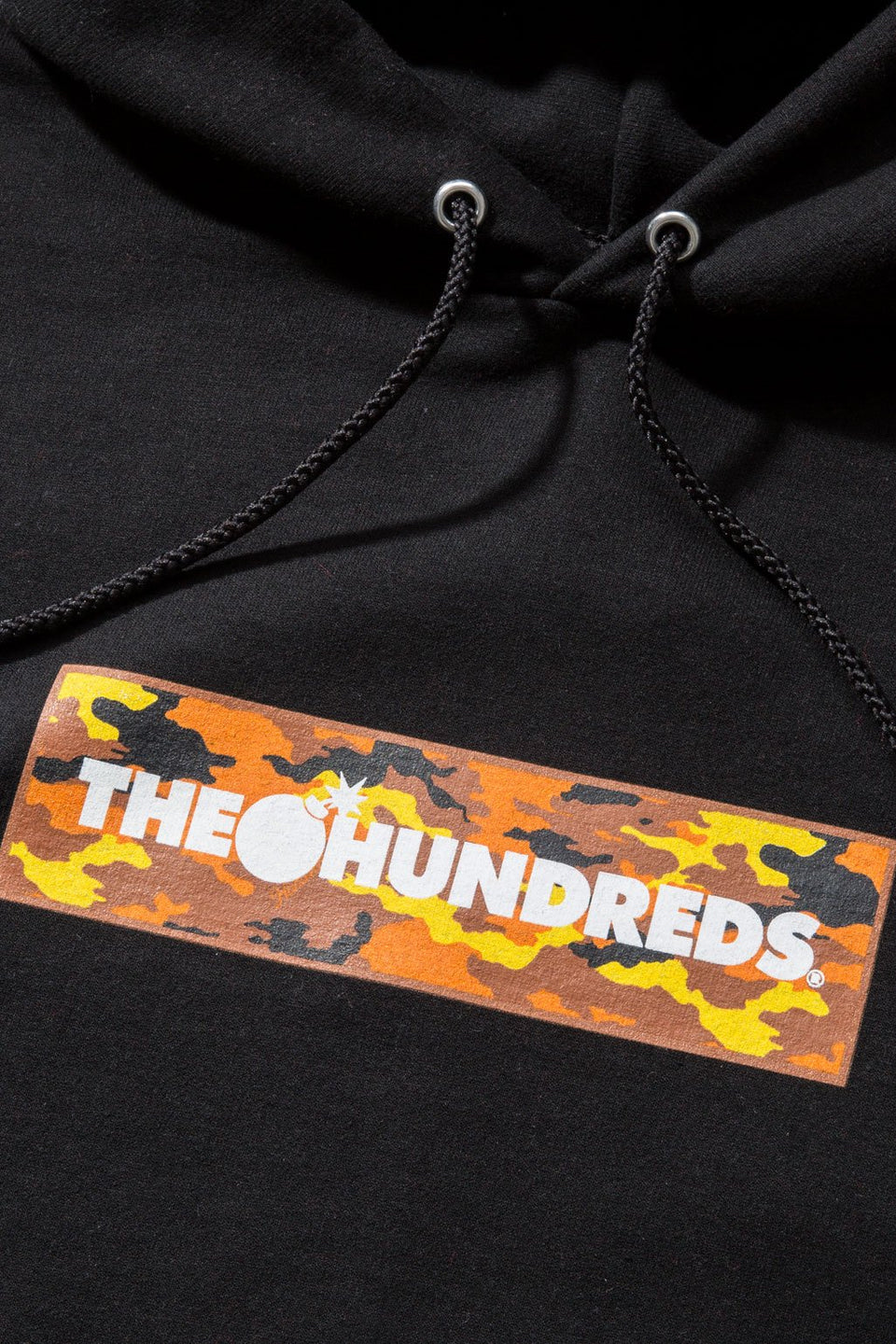 Camo Bar Champion Pullover Hoodie