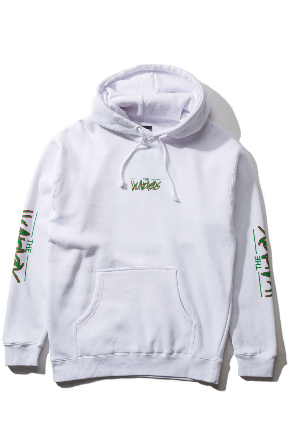 Non-Stop Pullover Hoodie