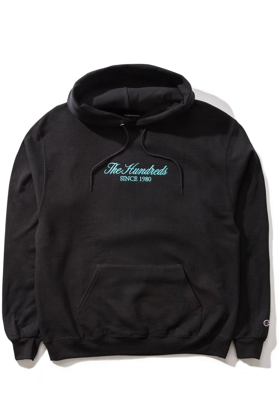 Rich Embroidery Champion Pullover Hoodie ...