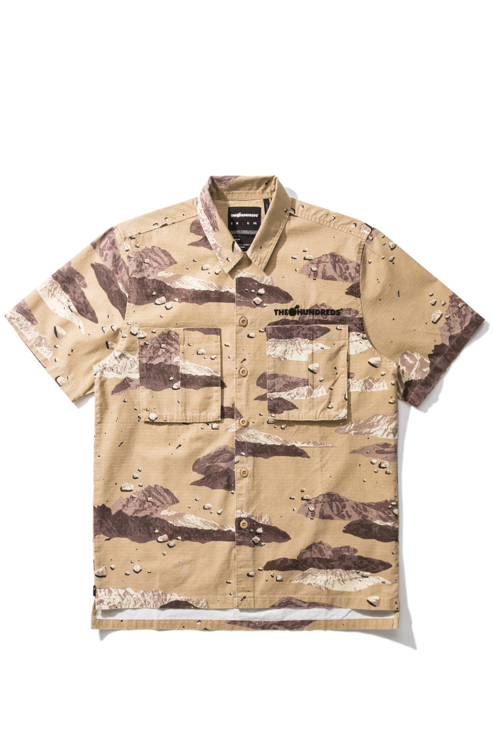 Dust S/S Button-Up
