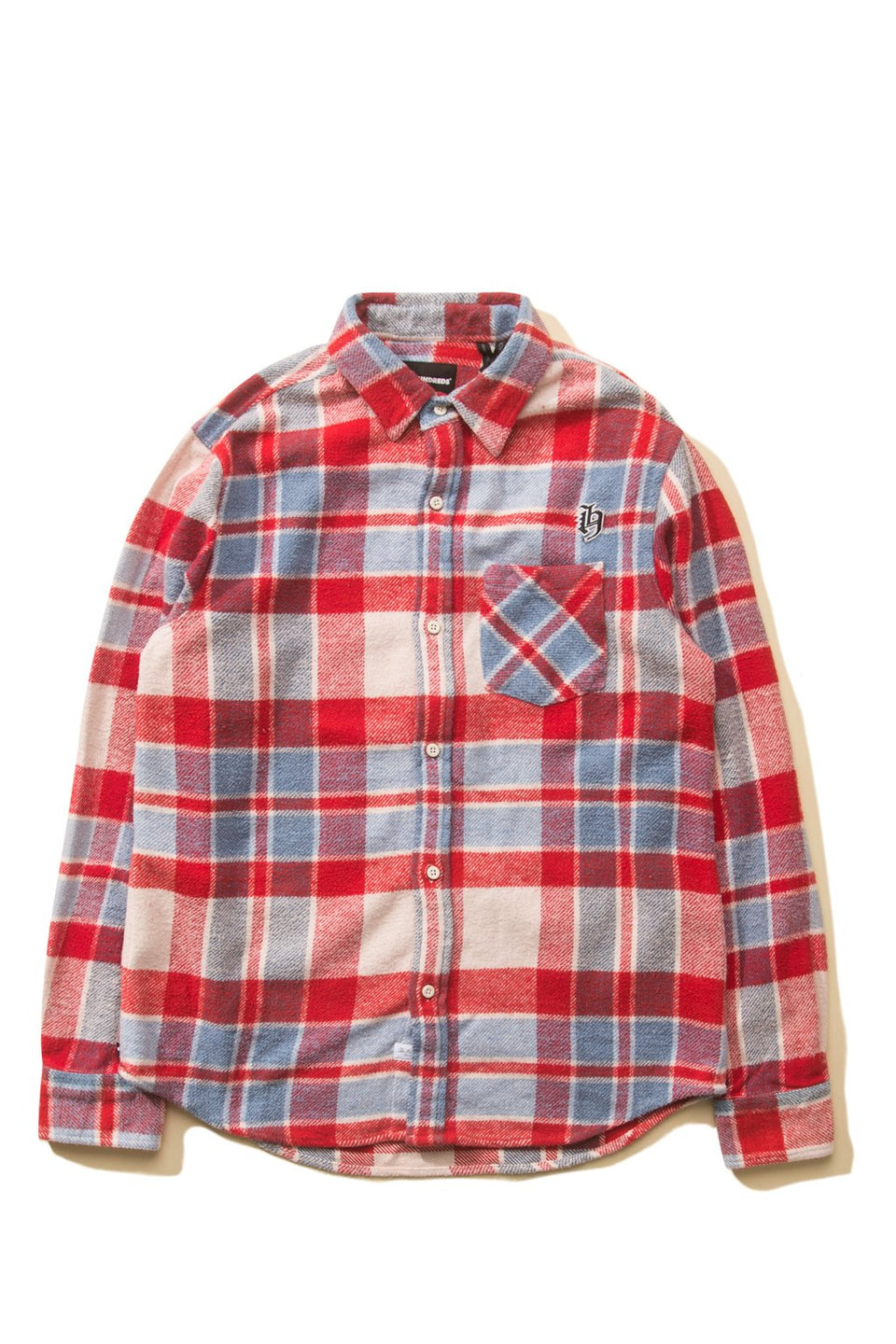 Huntington Button-Up