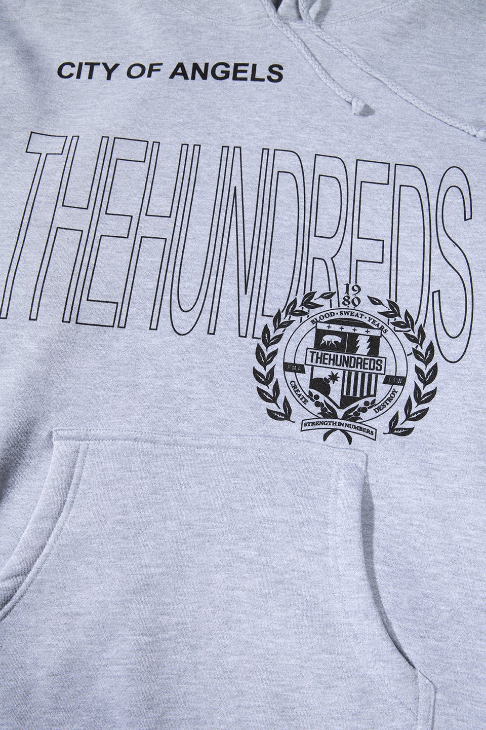 City Pullover Hoodie