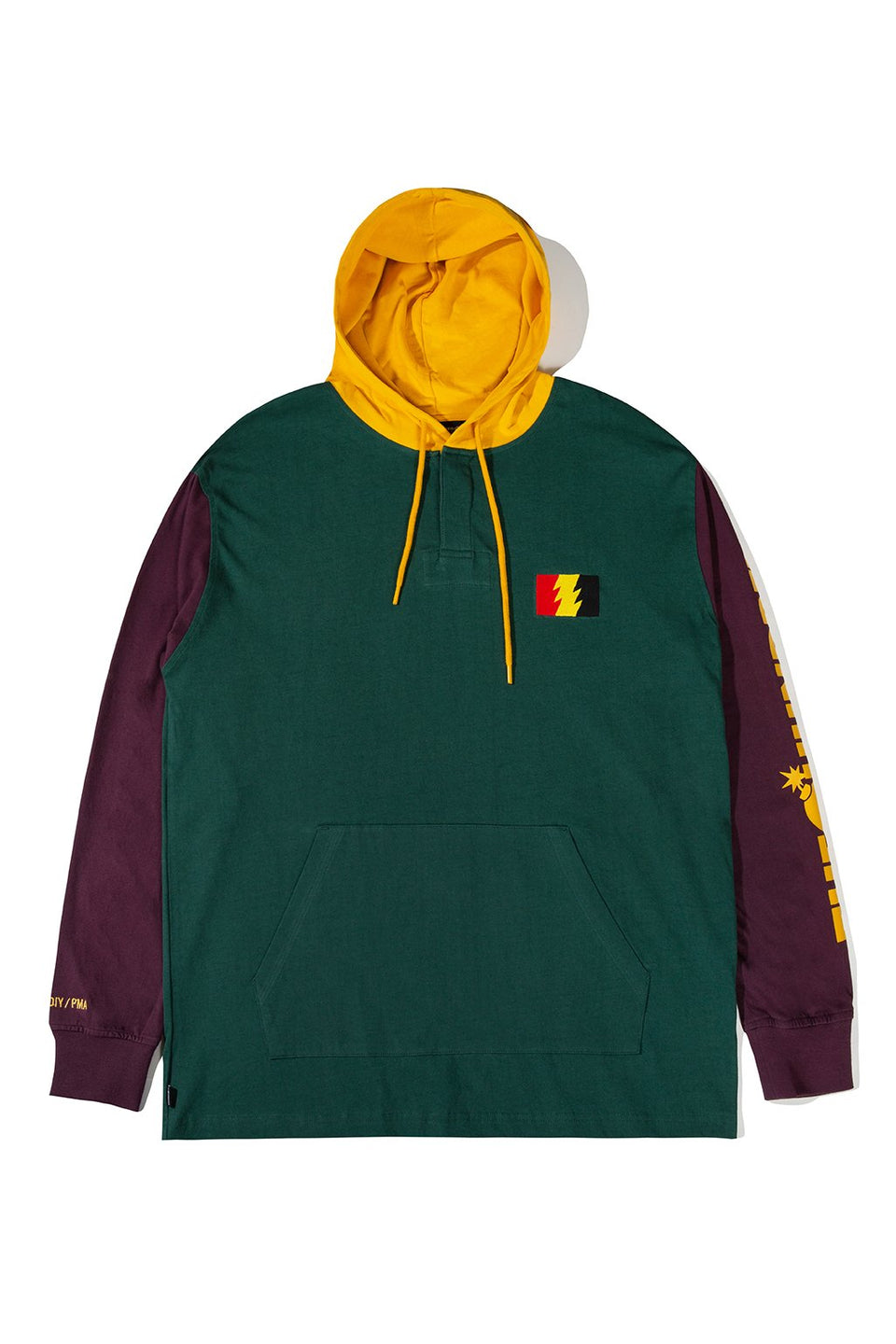 Miller Hooded L/S Shirt