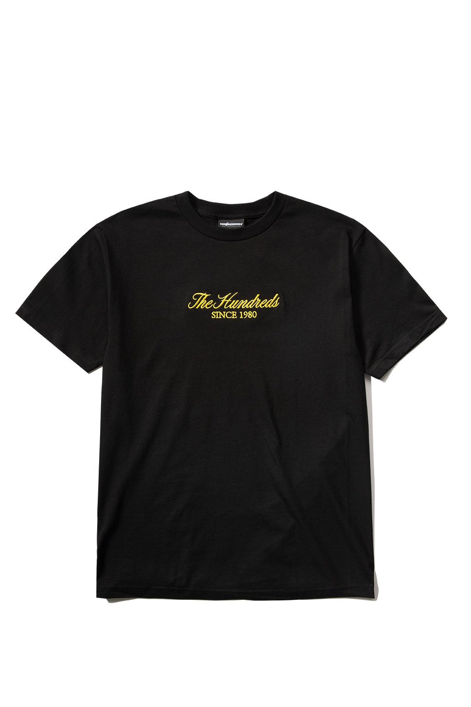 Rich Embroidery T-Shirt