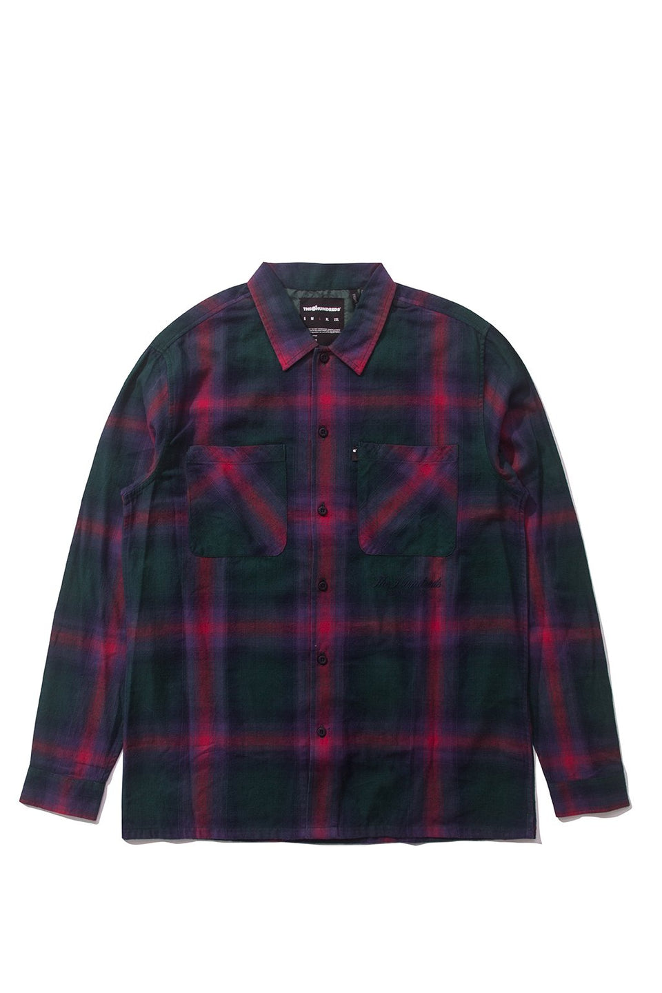 Shades Button-Up