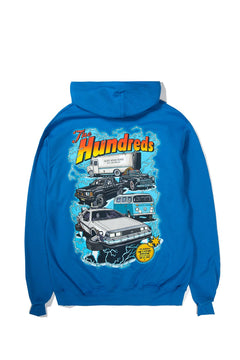 Car Show Off Champion Pullover Hoodie