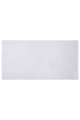 The Hundreds Embossed Towel