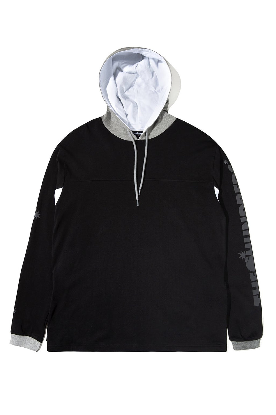 Slide Hooded L/S Shirt