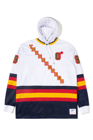 Greats Hooded L/S Jersey