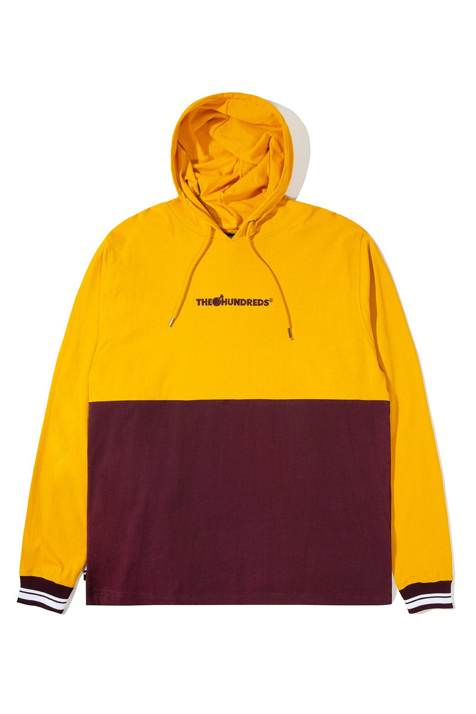 Sub Hooded L/S Shirt