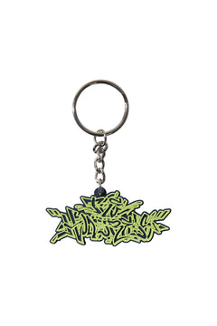 Tag Rubber Keychain