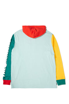Crane Hooded L/S Shirt