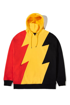 Fire Pullover Hoodie