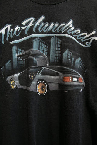 Delorean Air Brush T-Shirt