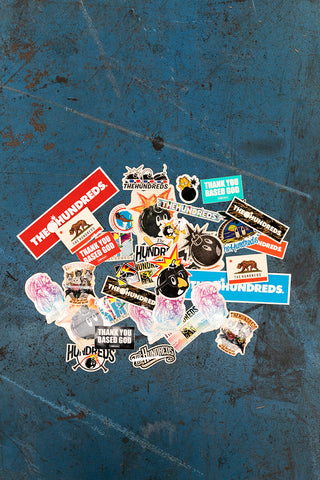 Greatest Hits Sticker Pack