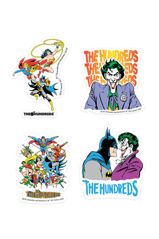 Power Sticker (4-Pack)