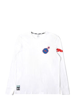 The Hundreds X Puma L/S Shirt