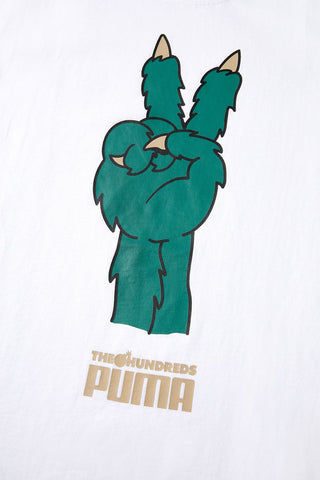 The Hundreds X Puma Peace Tee