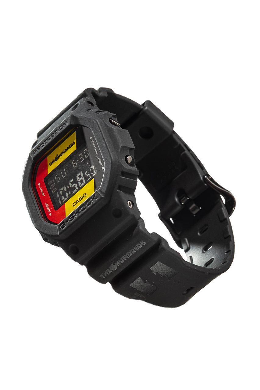 The Hundreds X Casio G-SHOCK DW5600HDR