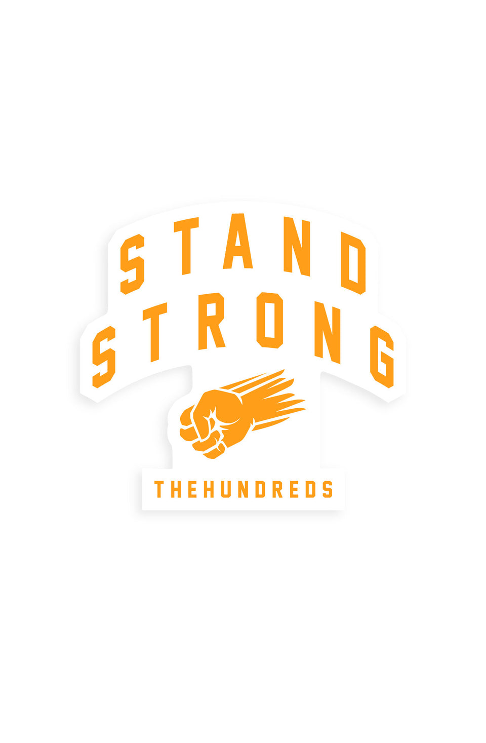 Stand Strong Sticker