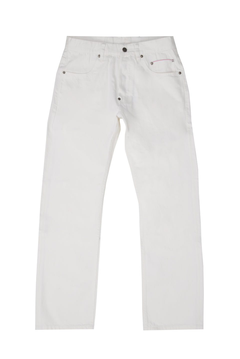 White Out Denim (Relaxed)