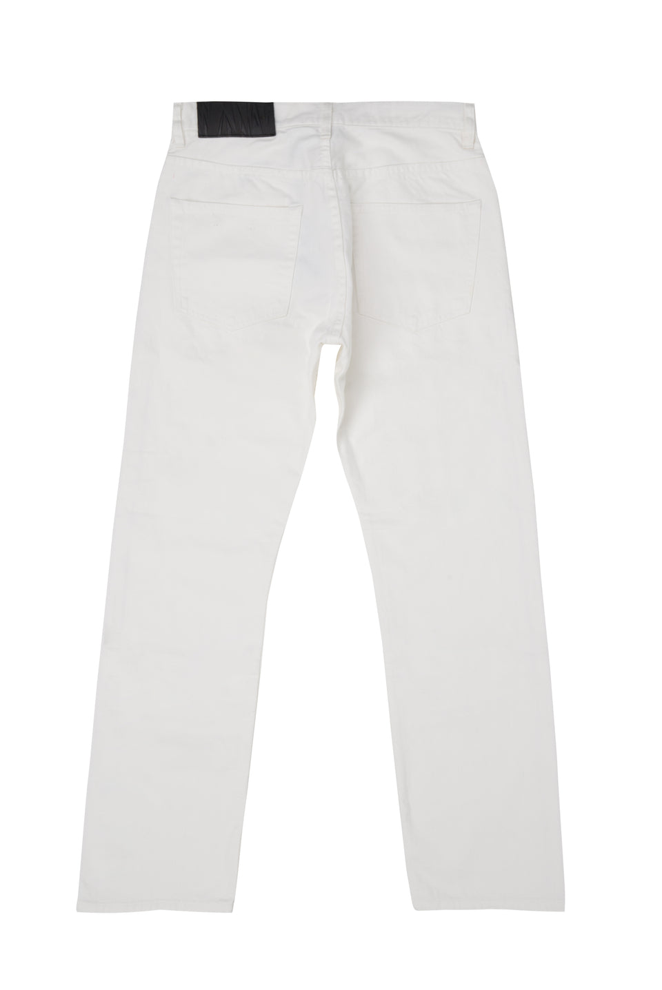 White Out Denim (Straight)