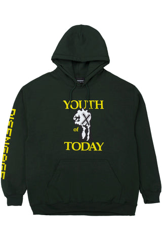 Youth Of Today Pullover Hoodie